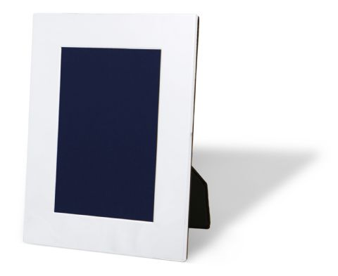 Sterling Silver Wide Sided Photo Frames